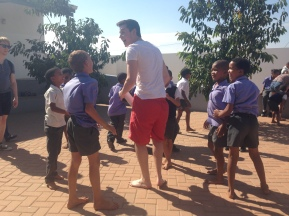 South Africa April 2014